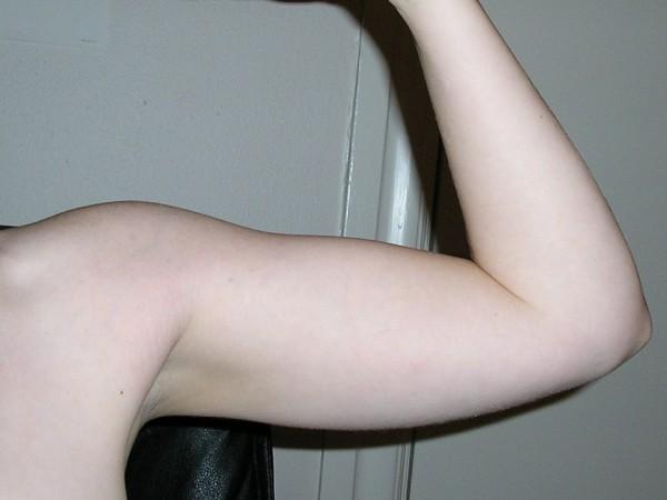 Biceps - Pre-testosterone